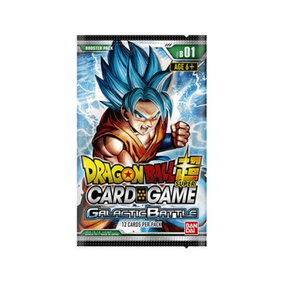 Dragon Ball Super Card Game - Galactic Battle Booster...