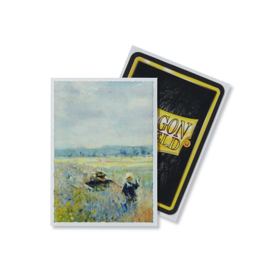 Dragon Shield Standard Art Sleeves - Poppy Field (100...