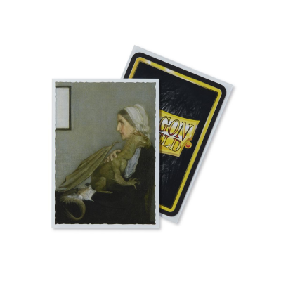 Dragon Shield Standard Art Sleeves - Whistlers Mother...