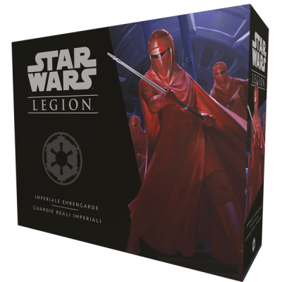 Star Wars Legion: Imperiale Ehrengarde...
