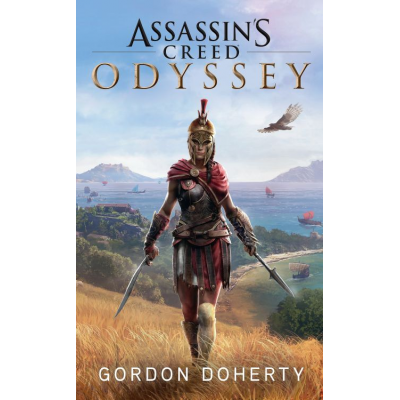 Assassins Creed: Odyssey (offizieller Roman zum Game)