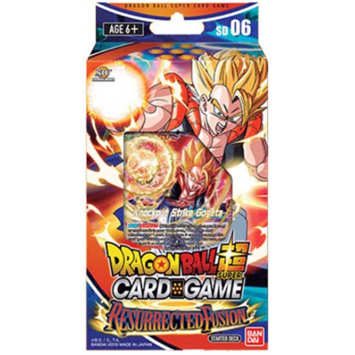 Dragon Ball Super Card Game - Starter Deck 6: Resurrected...