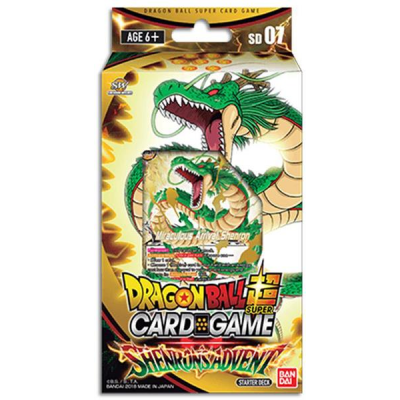 Dragon Ball Super Card Game - Starter Deck 7: Shenrons...