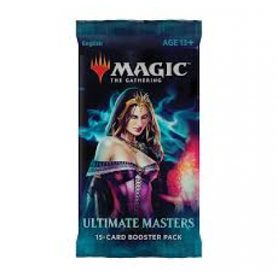 MTG - Ultimate Masters Booster Pack, English