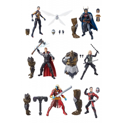 Marvel Legends Series Actionfiguren 15 cm Avengers 2018...