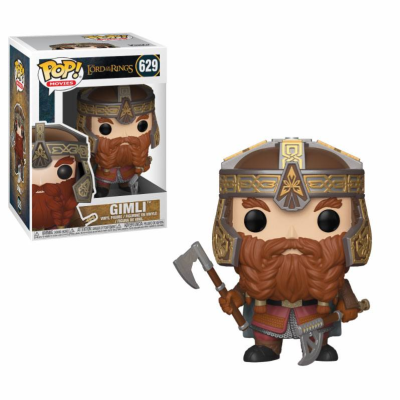 Lord of the Rings POP! Movies Vinyl Figure Gimli 9 cm