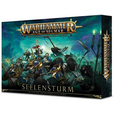 Warhammer Age of Sigmar Tempest of Souls, German