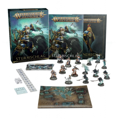 Warhammer Age of Sigmar Storm Strike, German