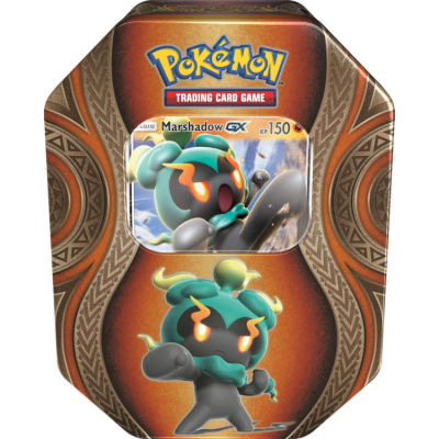 Pokemon Tin Box #70 Marshadow