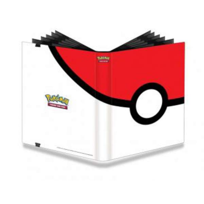 Pokemon Pokeball PRO Binder
