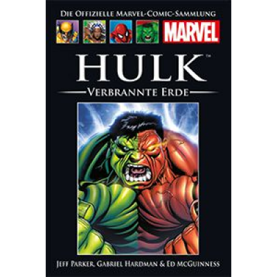 Hachette Marvel Collection 88: Hulk: Verbrannte Erde (68)