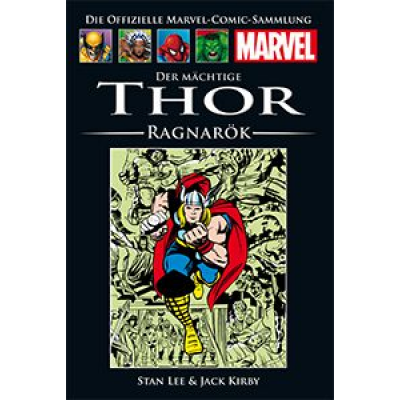 Hachette Marvel Collection 89: Der mächte Thor: Ragnarök (XIII)