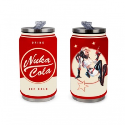 Fallout Metal Can Nuka Cola