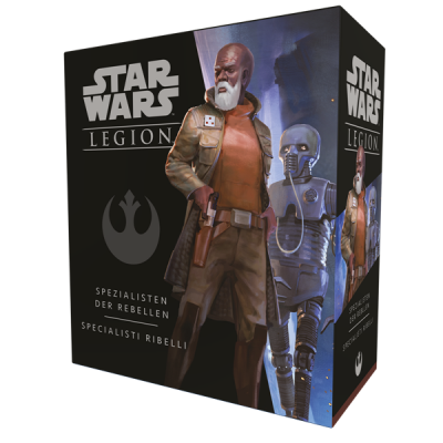 Star Wars Legion: Spezialisten der Rebellen...