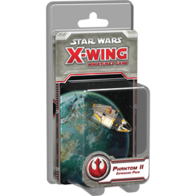Star Wars X-Wing: Phantom II Erweiterungspack, Deutsch