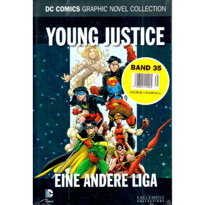 Eaglemoss DC-Collection 35: Young Justice - Eine andere Liga