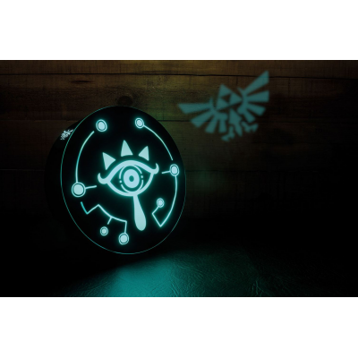 Legend of Zelda Breath of the Wild Light Sheikah Eye 20 cm