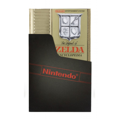 The Legend of Zelda Encyclopedia Deluxe Edition Hardcover