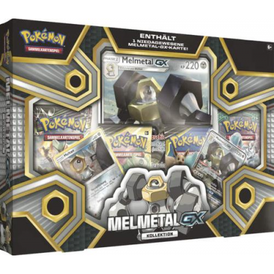 PKM - Melmetal-GX Kollektion, Deutsch