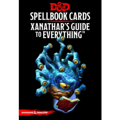 Dungeons & Dragons RPG - Xanathars Guide to Everything...
