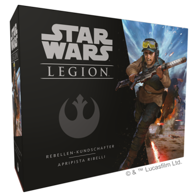 Star Wars Legion: Rebellen-Kundschafter...