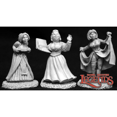 Reaper 02655: Townsfolk III, Dark Heaven Legends