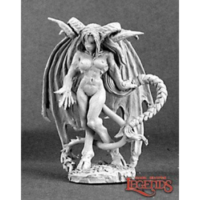 Reaper 03084: Virina, Female Demon, Dark Heaven Legends