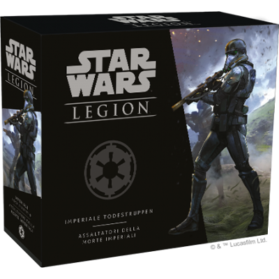 Star Wars Legion: Imperiale Todesstruppen...