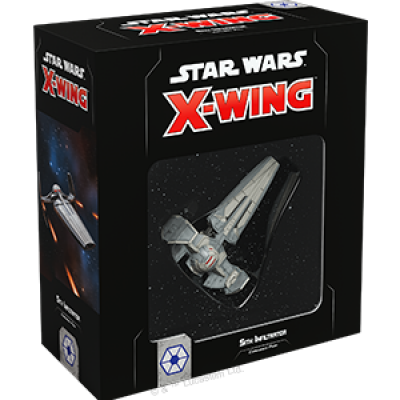 Star Wars X-Wing 2. Edition: Sith-Infiltrator...