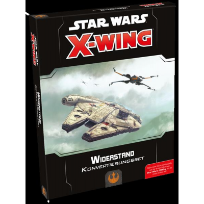 Star Wars X-Wing 2. Edition: Widerstand...