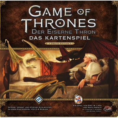 Game of Thrones: LCG 2.Edition - Grundset, Deutsch