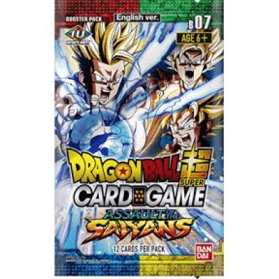 Dragon Ball Super Card Game - Booster Display 7 Booster...