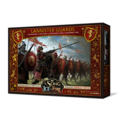 A Song of Ice & Fire - Lannister Guardsmen (Gardisten von...