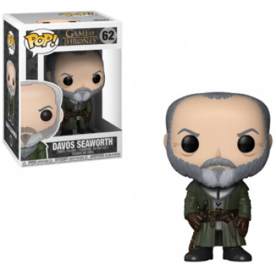 Game of Thrones POP! Television Vinyl Figure Ser Davos...