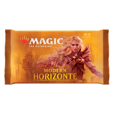 MTG - Modern: Horizons Booster Pack, German