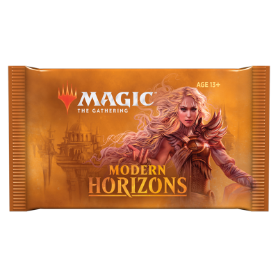 MTG - Modern: Horizons Booster Pack, English