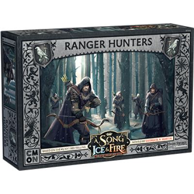 A Song of Ice & Fire - Ranger Hunters (Jäger der Grenzer)...