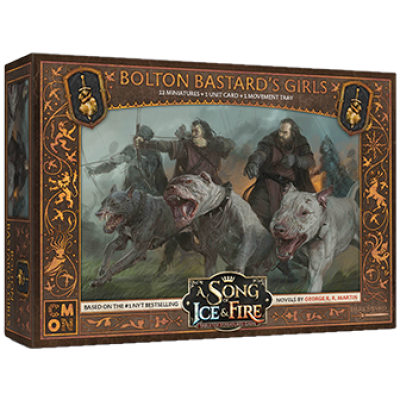 A Song of Ice & Fire - Bolton Bastards Girls (Mädchen des...