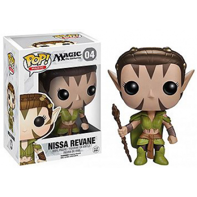 Magic the Gathering POP! Vinyl Figur Nissa Revane 10 cm