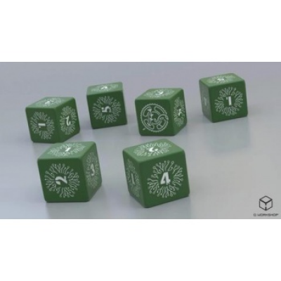 Legacy: Life among the Ruins Dice Set