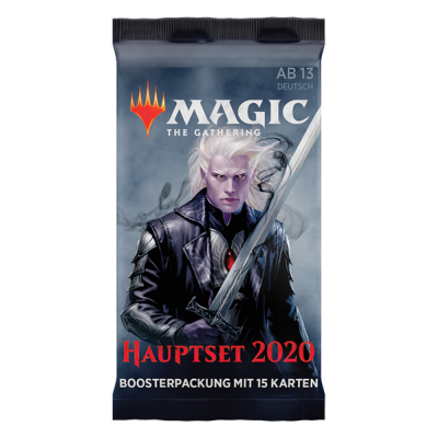 MTG - Hauptset 2020 Booster Pack, Deutsch