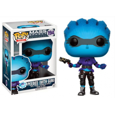 Mass Effect Andromeda POP! Games Vinyl Figur Peebee (With...