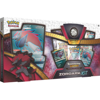 Pokemon - Zoroark GX Box, Deutsch