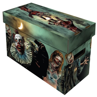 BCW Short Comic Box - Art - Zombie