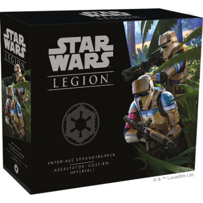 Star Wars Legion: Imperiale Strandtruppen...
