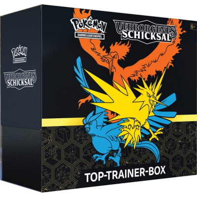 PKM - Sonne und Mond 11.5 Top - Trainer Box, Deutsch