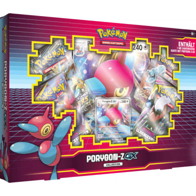 Pokemon Porygon-Z GX Kollektion, Deutsch