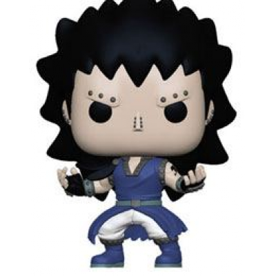 Fairy Tail POP! Animation Vinyl Figure Gajeel 9 cm