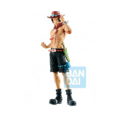 One Piece 20th History Masterlise Figure Portgas D. Ace...