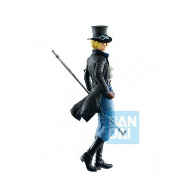 One Piece 20th History Masterlise Figure Sabo 25 cm